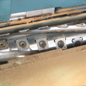 Helical Spiral Cutterhead for Makita 2012NB Thickness Planer